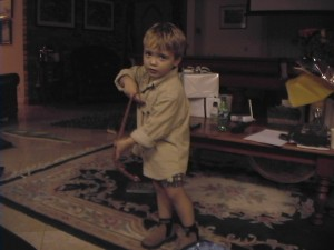 As 'The Crocodile Hunter' Steve Irwin