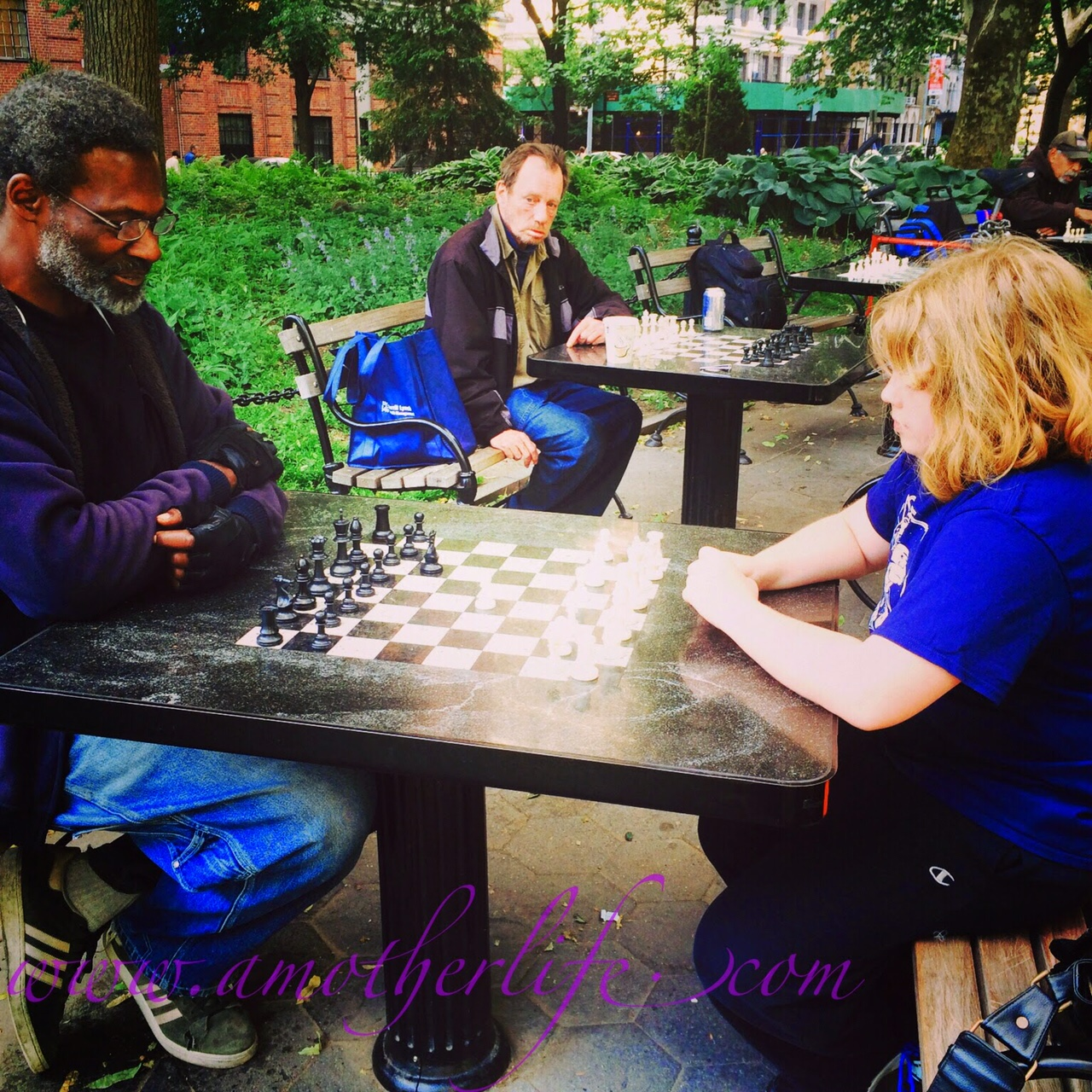 Chess Time, Next Stop Nashville