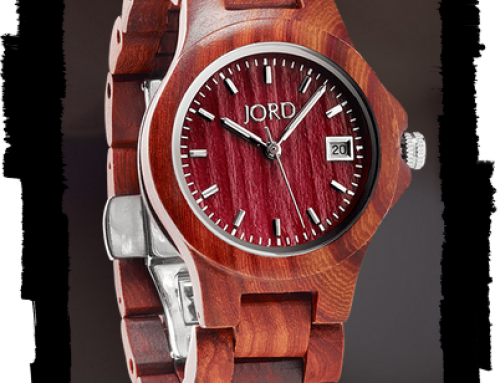 A Watch Made of Wood – JORD Watch