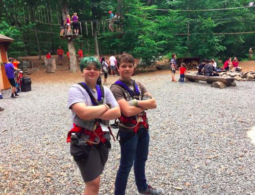 A Climbing Adventure-Teens Love This Stuff